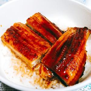 うな丼(社食弁当)