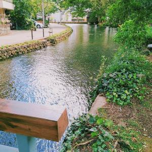 お水がキレイ!!三島市