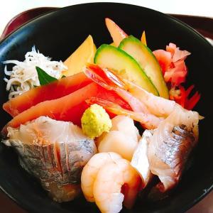 10/27 海鮮丼