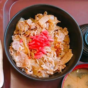 牛丼 2021.7.24