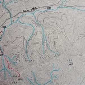 北日高・上滝山(1331m)