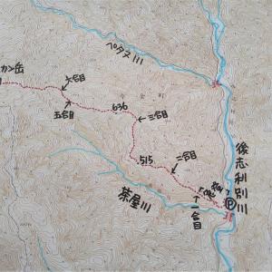 道南プチ遠征その1・・カニカン岳(981m)