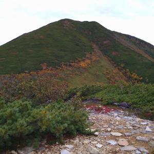 118座完登! ユニ石狩岳(1756m)