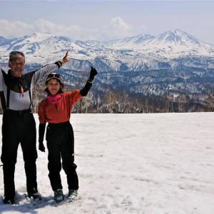 ※ヒウケナイ山(1248m)~本安足山(1142m)
