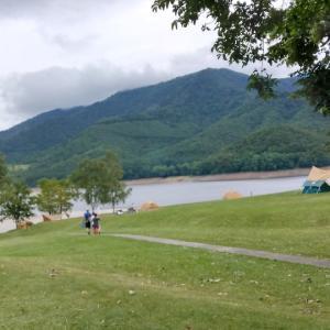 湖キャンプ☆