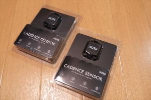 XOSSのセンサーをEdge820で使用。