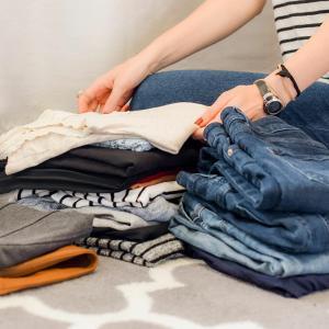 ミニマリストの服の数は何着まで?少ない服で暮らしたい