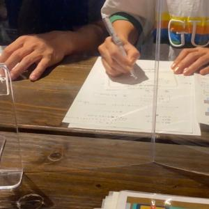 【活動報告】手作りパーテーション持参でアンガーマネジメントお勉強会開催^_^