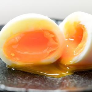 半熟ゆで卵の作りかた