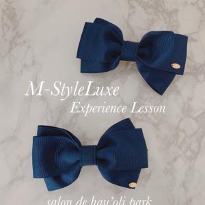 [開催レポ]M-StyleLuxe トリプルリボン