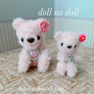 [開催レポ]dollnodollモールベア体験レッスン
