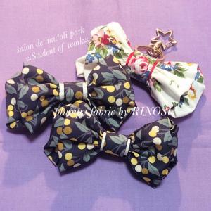 [通信開催レポ]plumpy fabric  by RINOSU