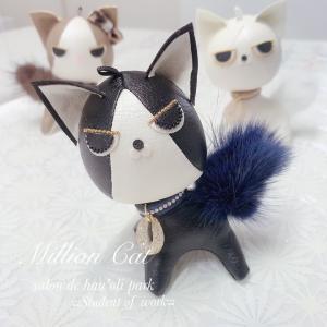 [開催レポ]飼い猫ちゃんにそっくりなミリオンキャット