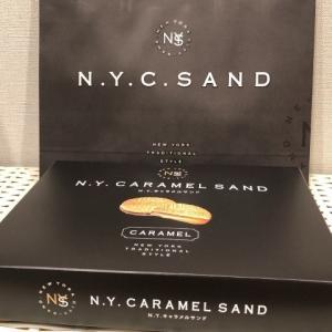 ニューヨークシティサンド N.Y.キャラメルサンド