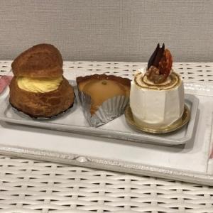 京都北白川 一善や ケーキ