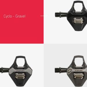 TIMEから新ペダル「Cyclo」シリーズ登場。グラベル&シクロ分野特化ペダル