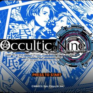 OCCULTIC;NINE 感想