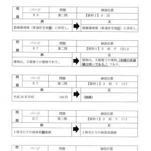 税理士試験不適切問題集 平成30年度(第68回) 相続税法