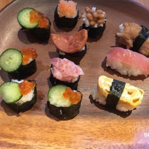 手作り寿司