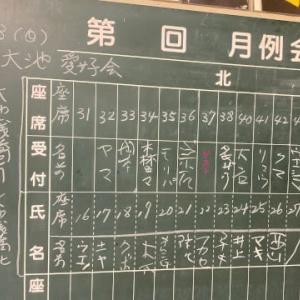 ヘラ戦果@厚木HC愛好会 2019年11月度例会