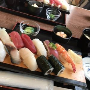 海なし県でも美味しいお寿司