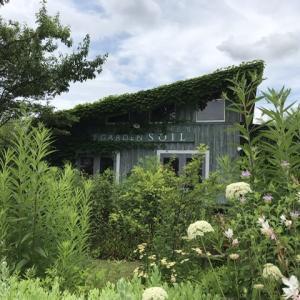 ガーデンソイルのナチュラルなお庭