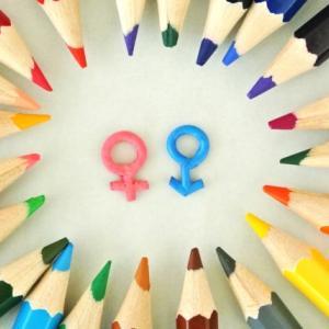 性別について