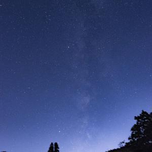 糸島の夜空