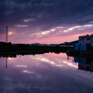 ~糸島の夕景~