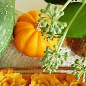 レシピ*簡単!かぼちゃとツナのシェパーズパイ風*ハロウィンにもおすすめ!