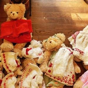 クリスマスの準備開始 ♪