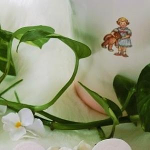 紅茶レシピ6* トリプルミルクティーかわいい白くまさん ʕ·ᴥ·ʔ