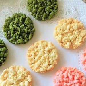 レシピ*簡単かわいい!クランブルクッキー*イースターにもおすすめ