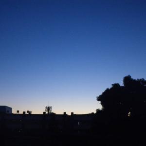 今朝の空(Fantastic ! )