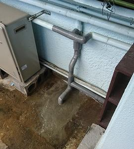 沼津市内にて漏水工事行いました!