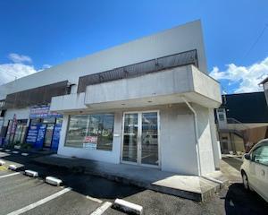 三島市内で店舗リフォーム工事