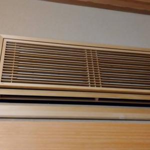 壁ビルトインエアコン入れ替えでお部屋も明るく!