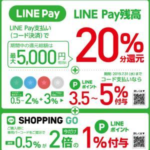 【レジでの言い方は】「SHOPPING GO」を使って「LinePay」で支払いをお願いします!【でOKです!】