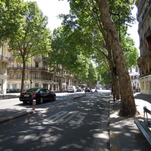 去年の今頃はパリにいたんだなぁ…(遠い目)もう一回行きたい!