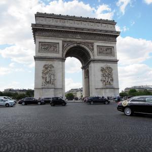 ANAビジネスクラスでパリ10泊、行ってきました!かかった費用は55万!6月のホテルは高いですね~。