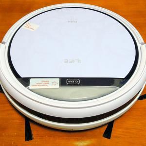 【プライム5700円OFF】ロボット掃除機 ILIFE V3s Pro が全ての部屋を勝手に掃除してくれる!すごい便利だった!