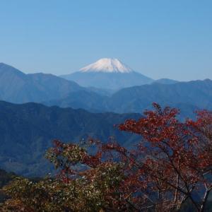 「想い出の山旅」㉙ 富士展望の山ー2