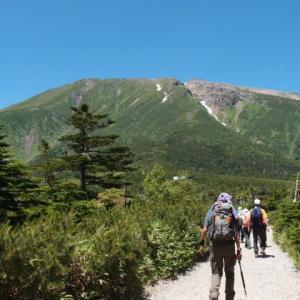「想い出の山旅」㉟ 御嶽山ー1