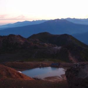 「想い出の山旅」㊱ 御嶽山-2