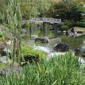 日本庭園と緑化センター