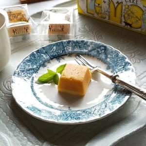 思わずパケ買い♪ 夏のレモンチーズケーキ