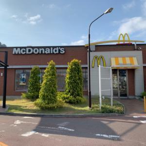【マクドナルド 】すみませーん全種類下さい!!またまた朝マックで朝食!!〜マクドナルドさん〜