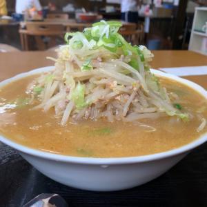 【ラーメン・新庄市】ほっこり食堂でガッツリ味噌ラーメン!!〜たんぼめへさん〜