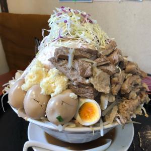 【富山県南砺市】爆盛り裏メニュー?牛すじが美味いっ!裏盛りラーメン!!〜麺屋ひろまるさん〜