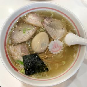 【ラーメン・白馬村】チュルチュルな自家製麺を温泉入りスープで?!〜温泉らーめん八方美人さん〜